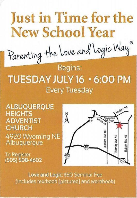 Home : Albuquerque Heights Seventh-day Adventist Church Albuquerque NM